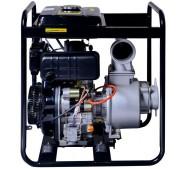 "Motobomba 4"" DWP40LE 10HP diésel partida eléctrica - Power Pro"