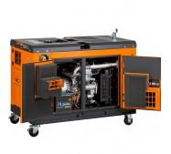Generador eléctrico insonorizado - monofacico - diesel - GS12D - 9,5KVA - Kolvok