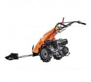 Motocultivador  9HP -Motor Loncin, Rotovator , Segadora y Arado - Wulkan