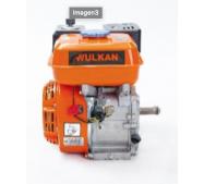 Motor Estacionario Gasolina - 6,5 HP - Partida Manual - Wulkan