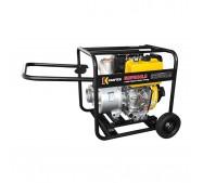 Motobomba partida eléctrica diésel 3X3 - Krafter