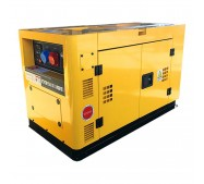 Generador eléctrico monofásico diésel 12 KVA - Krafter