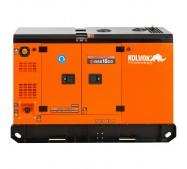 Generador eléctrico insonorizado trifásico diésel - uso continuo - GSS18D3 - 18kVA -...