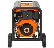 Generador eléctrico trifásico abierto diésel GO80DE3 - 8,1kVA - Kolvok