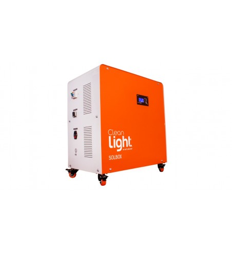 Generador Solar 3000W pro - Clean Light