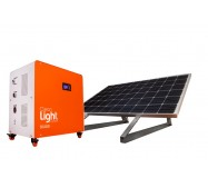 Generador Solar 9600W pro - Clean Light